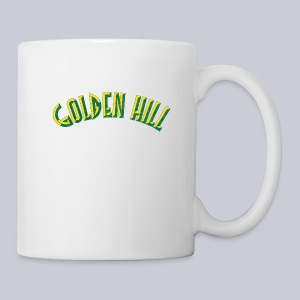 Golden Hill - Coffee/Tea Mug