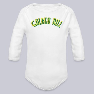 Golden Hill - Long Sleeve Baby Bodysuit