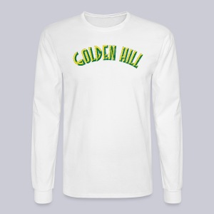 Golden Hill - Men's Long Sleeve T-Shirt