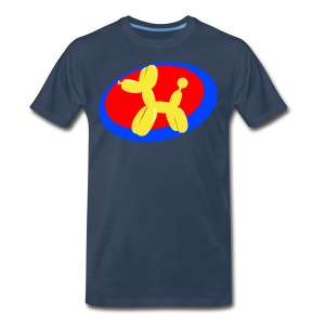 Balloon Dog Shirt - Men's Premium T-Shirt