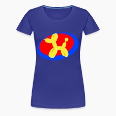 Balloon Animals - Balloon Dog Women's T-Shirts