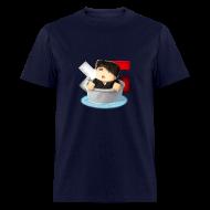 T-Shirts ~ Men's T-Shirt ~ Men's XerainGaming Andre Bucket T-Shirt