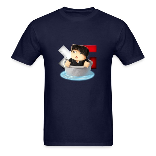 Men's XerainGaming Andre Bucket T-Shirt - Men's T-Shirt