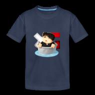 Kids' Shirts ~ Kids' Premium T-Shirt ~ Kid's XerainGaming Andre Bucket T-Shirt