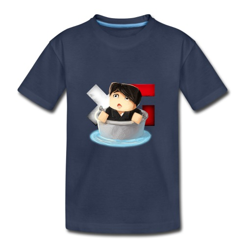 Kid's XerainGaming Andre Bucket T-Shirt - Kids' Premium T-Shirt