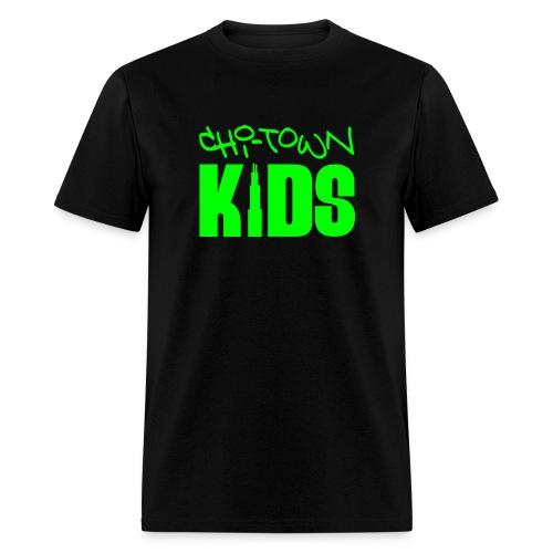 Mens Neon Tshirt - Men's T-Shirt