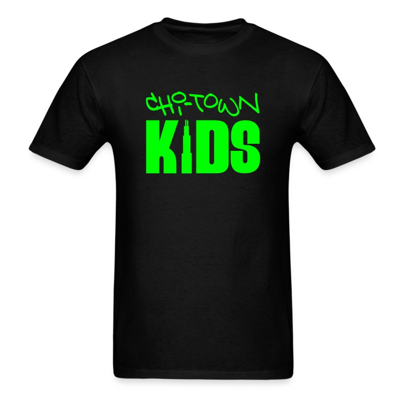 Mens Neon Tshirt - Men's T-Shirt