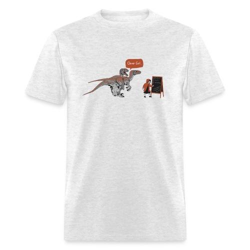 Clever Girl - Men's T-Shirt