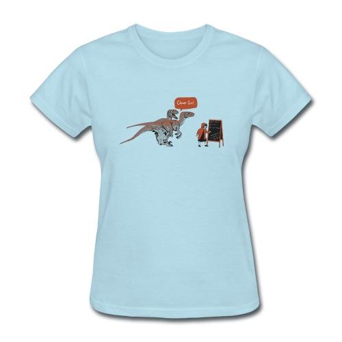 Clever Girl - Women's T-Shirt