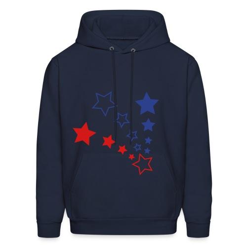 Shotting Stars - Men's Hoodie