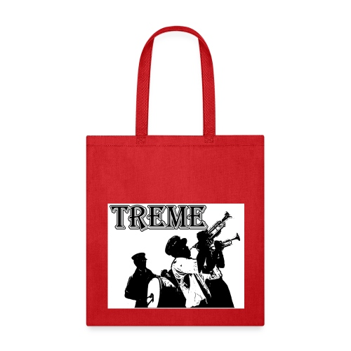 Treme Brass Band - Tote Bag