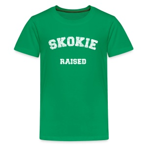 Skokie Raised - Kids' Premium T-Shirt