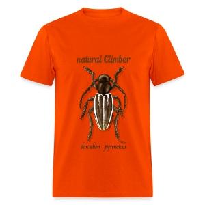 NATURAL CLIMBER DORCADION - Men's T-Shirt