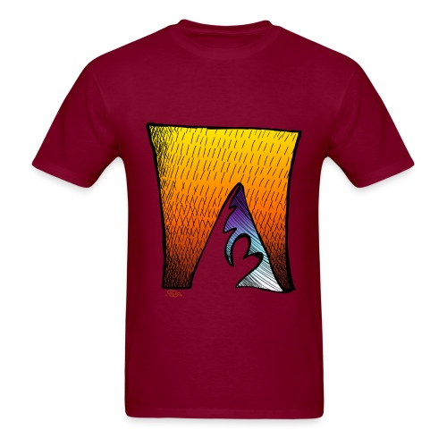MOUNTAIN LOVE - Men's T-Shirt