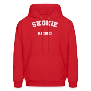 Skokie Raised - Men's Hoodie