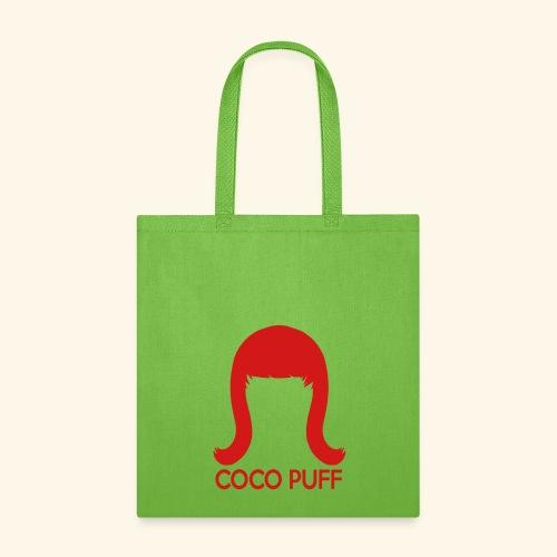 Coco Puff Tote - Tote Bag