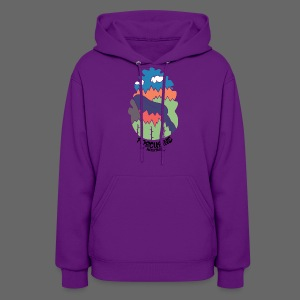 Porcupine Mountains Name - Women's Hoodie
