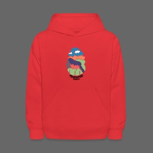 Porcupine Mountains Name - Kids' Hoodie