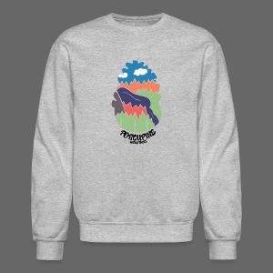 Porcupine Mountains Name - Crewneck Sweatshirt