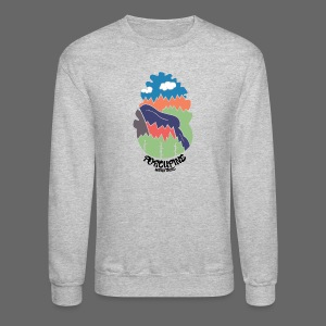 Porcupine Mountains Name - Crewneck Sweatshirt