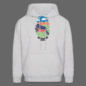 Porcupine Mountains Name - Men's Hoodie