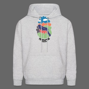 Porcupine Mountains Name - Men's Hoodie