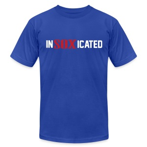 Insoxicated - Men's T-Shirt by American Apparel