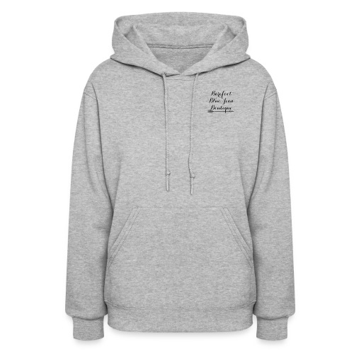 Ain't Afraid of a Little Dirt - Women's Hoodie