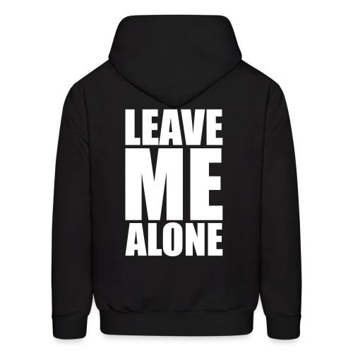 Leave Me Alone 10 - Men's Hoodie