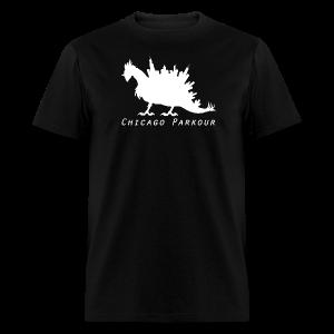 Stegocobo Big (White) - Men's T-Shirt