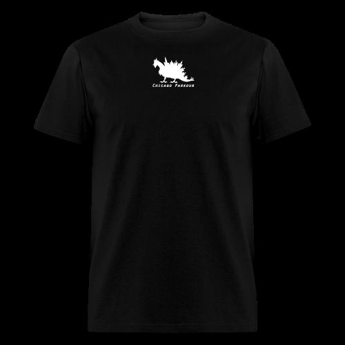 Stegocobo Small (White) - Men's T-Shirt