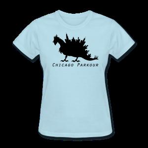 Stegocobo (black) - Women's T-Shirt
