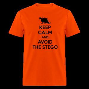 Keep Calm (black) - Men's T-Shirt