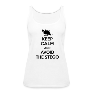 Keep Calm (black) - Women's Premium Tank Top