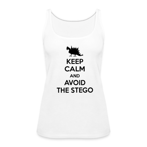Keep Calm (black) - Women's Premium Tank Top
