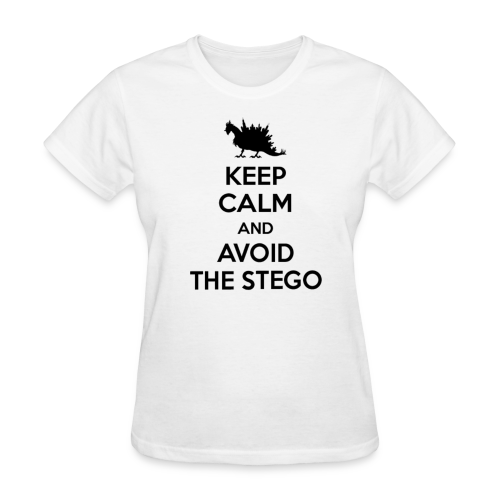 Keep Calm (black) - Women's T-Shirt
