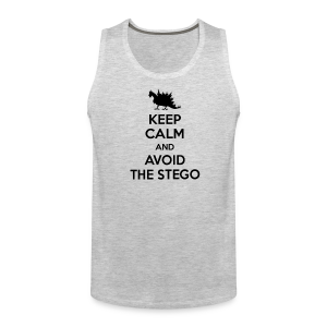 Keep Calm (black) - Men's Premium Tank