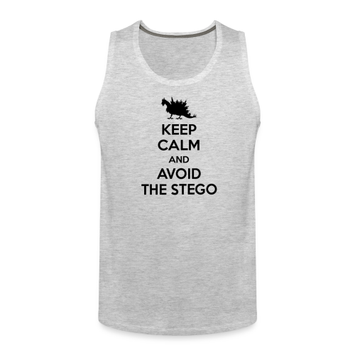 Keep Calm (black) - Men's Premium Tank
