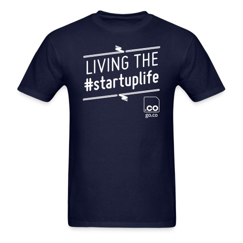 Startuplife Tshirt - Men's Standard - Men's T-Shirt