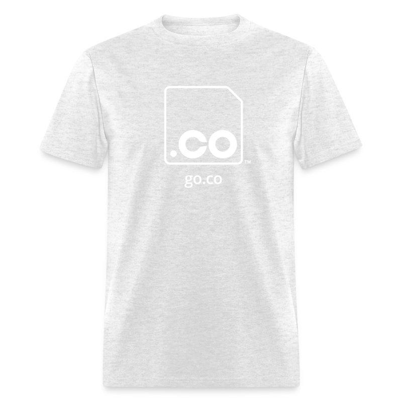 Bien connu CO Logo Tshirt - Men's Standard T-Shirt | .CO Swag Shop DL24