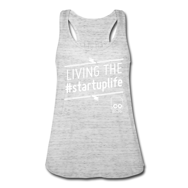Startuplife Tank - Women's - Women's Flowy Tank Top by Bella