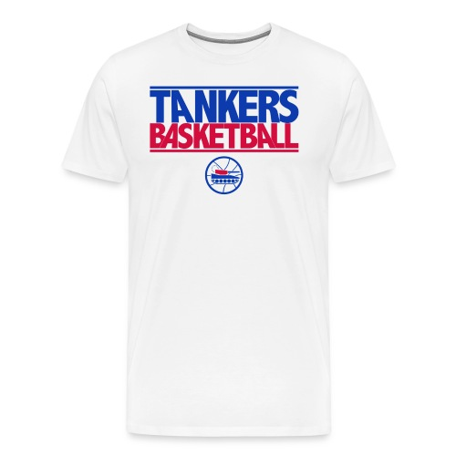 Tankers Basketball (M) - Men's Premium T-Shirt