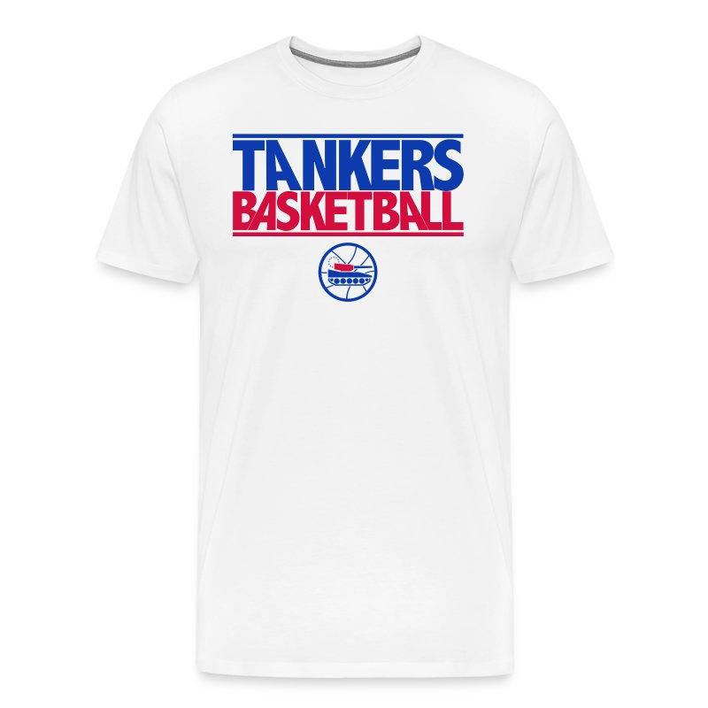 Tankers Basketball (M) - Men's Premium T-Shirt