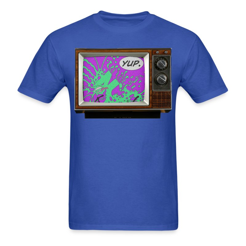 I Want My NTV (for the bros) - Men's T-Shirt