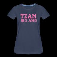 T-Shirts ~ Women's Premium T-Shirt ~ Team Big Ang - Womens Premium Tee