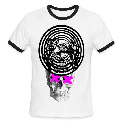 SGT DEATH RINGER (for the bros) - Men's Ringer T-Shirt