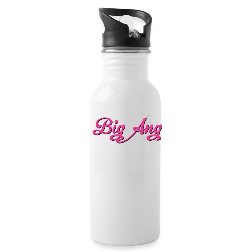 Big Ang - Bottle - Water Bottle