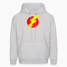 Flash Red Yellow Hoodies