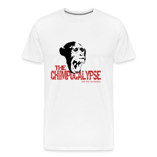 Chimpocalypse - Men's Premium T-Shirt