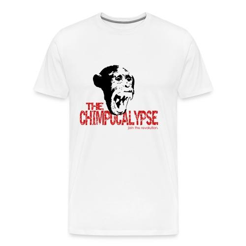 Chimpocalypse - Men's Premium T-Shirt